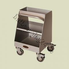 BS Werkzeugbox Alu - ein Zwischenboden