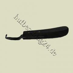 Hufmesser J.A.F curved-rechts